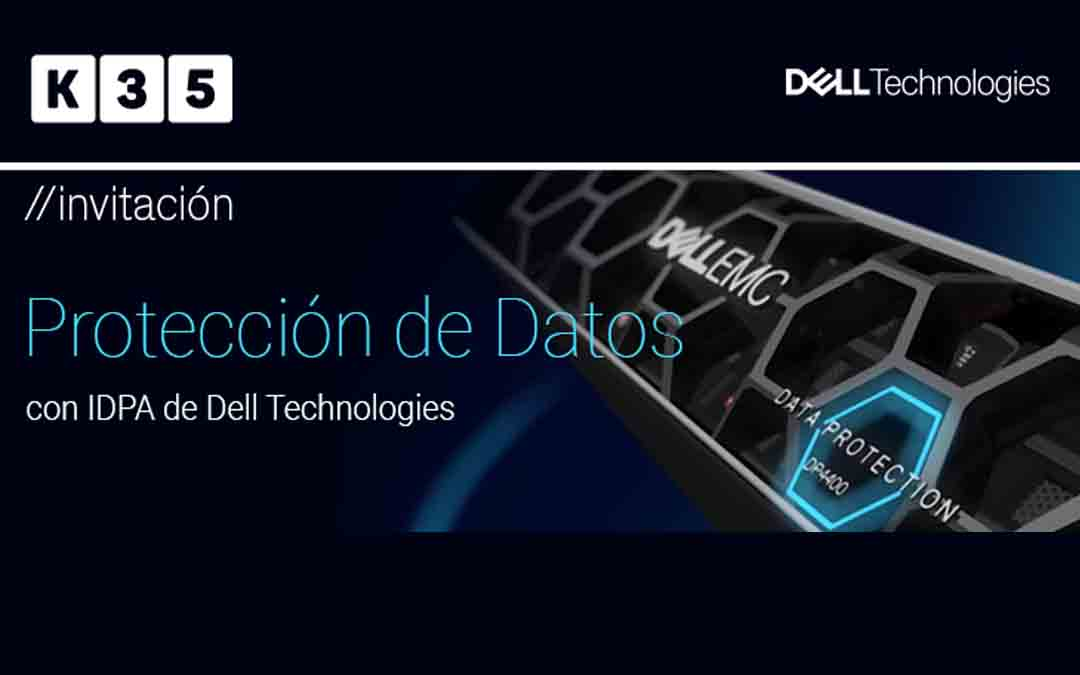 Asiste a la sesión de Protección de Datos con IDPA de Dell Technologies