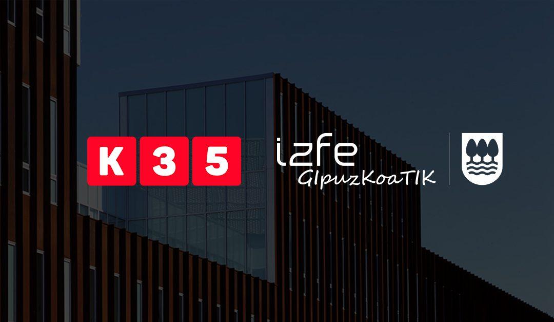 K35 gana la adjudicación del contrato del soporte y mantenimiento hardware y software de IZFE