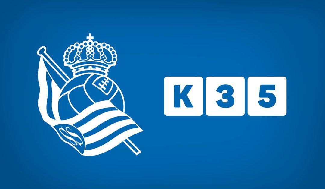 La Real Sociedad de Futbol adjudica a K35 la implantación y gestión de una avanzada infraestructura TI